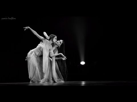 April Rose and Kimberly Larkspur perform Fusion bellydance in The Massive Spectacular!