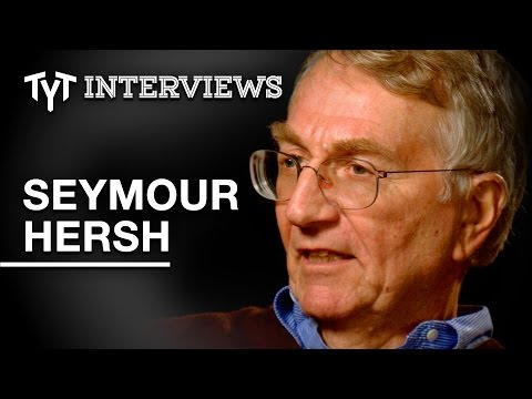 Seymour Hersh Interview With The Young Turks' Cenk Uygur