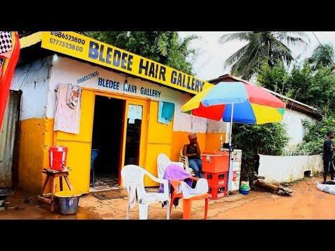 L'économie du Libéria affectée par Ebola