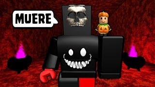 I FIND THE USER HALLOWEEN IN ROBLOX 😢