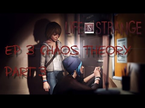 Porcelain Plays: Life is Strange - Chaos Theory [Ep3 P3]