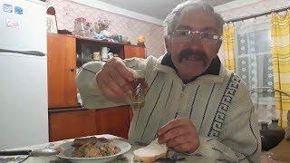 Закуска для мужчин из тыквы - рецепт от папы
