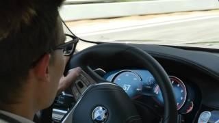 Обзор электроники BMW 7 Series 2016 (G11/G12) // АвтоВести Online