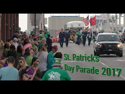 St. Patrick's Day Parade 2017 - Downtown Chattanooga