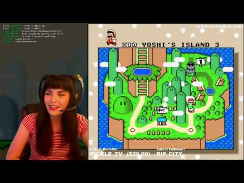 Super Mario World (Part 1) Haven't played this game in 10 years!