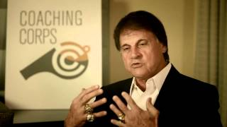 Q & A with Coaching Legend Tony La Russa