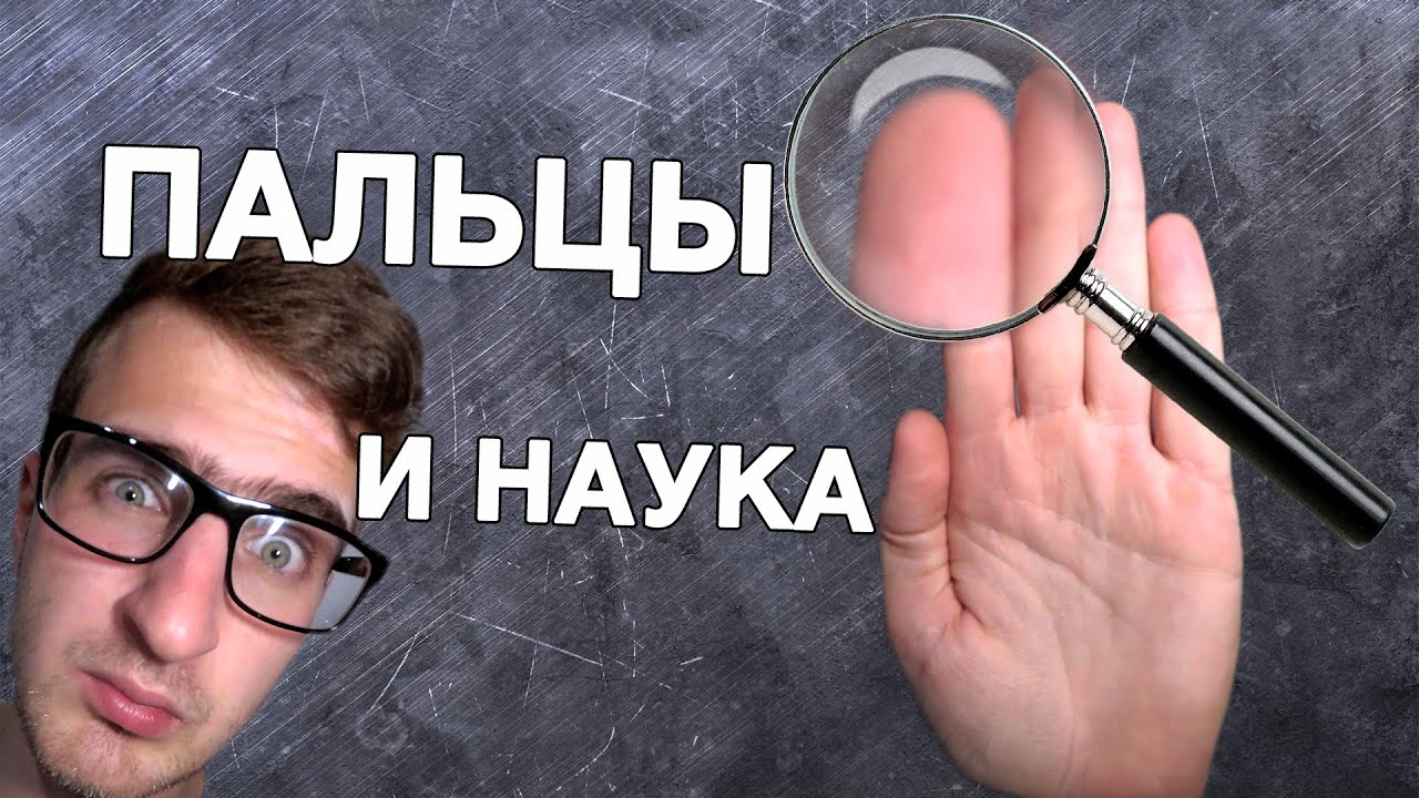 Что могут сказать пальцы о тебе с точки зрения науки? Пальцевый индекс