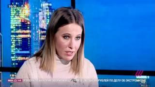 Собчак Живьем. Владимир Познер от 16.03.2017(полная версия, видео)