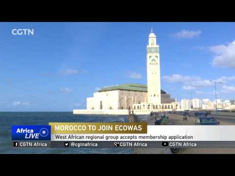 Morocco to Join Ecowas: West African regional group accepts membership application
