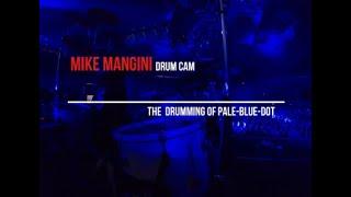 Mike Mangini Drum Cam to PaleBlueDot