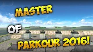 Мастера паркура 2016 Победители / Master of Parkour 2016 Winners