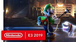Download Luigi's Mansion 3 - Luigi's Nightmare Trailer - Nintendo Switch Mp3 and Videos