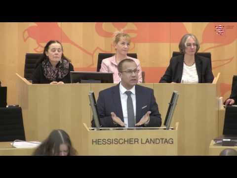 Nachhaltige Forstwirtschaft in Hessen - 25.01.2017 - 95. Plenarsitzung