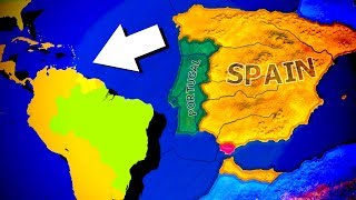 What if Spain & Portugal Kept the Colonies? | Hearts of Iron 4 [HOI4]