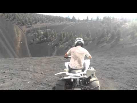 Cinder Hills Crater 2015 Flagstaff, AZ