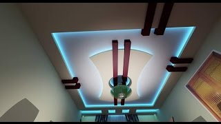 Gypsum Ceiling For Living room 2016(AS Royal Decor)