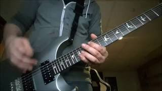 chevelle send the pain below guitar cover
