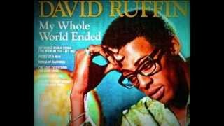 "DAVID RUFFIN -""EVERLASTING LOVE"" (1969)"
