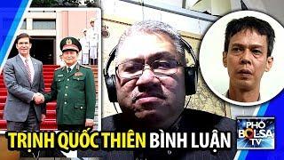 VN bắt Phạm Chí Dũng. Mỹ trục xuất Hà Văn Thành. Bộ trưởng Quốc phòng Mỹ thăm VN.