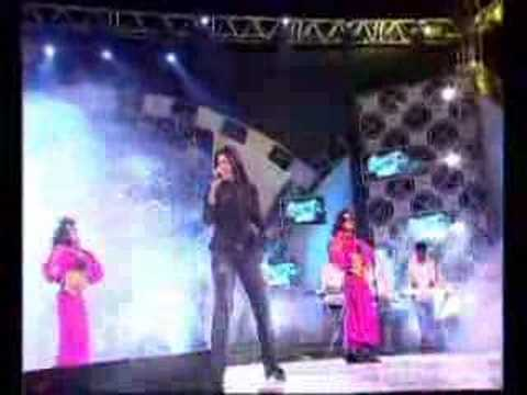 sunidhi chauhan snippets from Idea Rocks India 2 - Clip 2