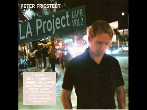 Peter Friestedt/Lou Pardini - Love Is Gonna Getcha