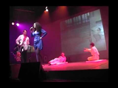 Frau Kraushaar at Kampnagel Theatre Hamburg Music Show - Part I