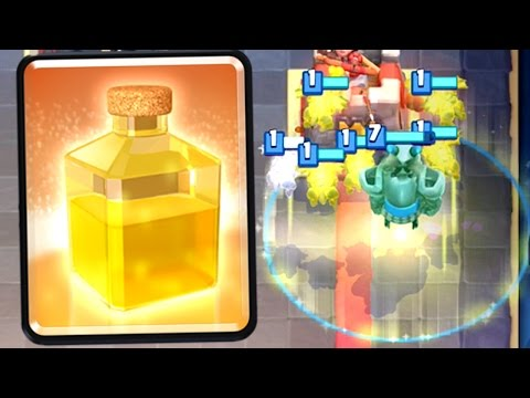 Clash Royale - HEAL SPELL IS HERE! Heal Draft Challenge
