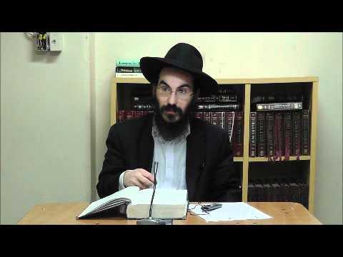 Ayin Bais 4 Rabbi Shalom Ber Cohen