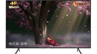桃花酒-寂悸vs难道-乔维怡 2 bài hát 4D nhạc trung quốc