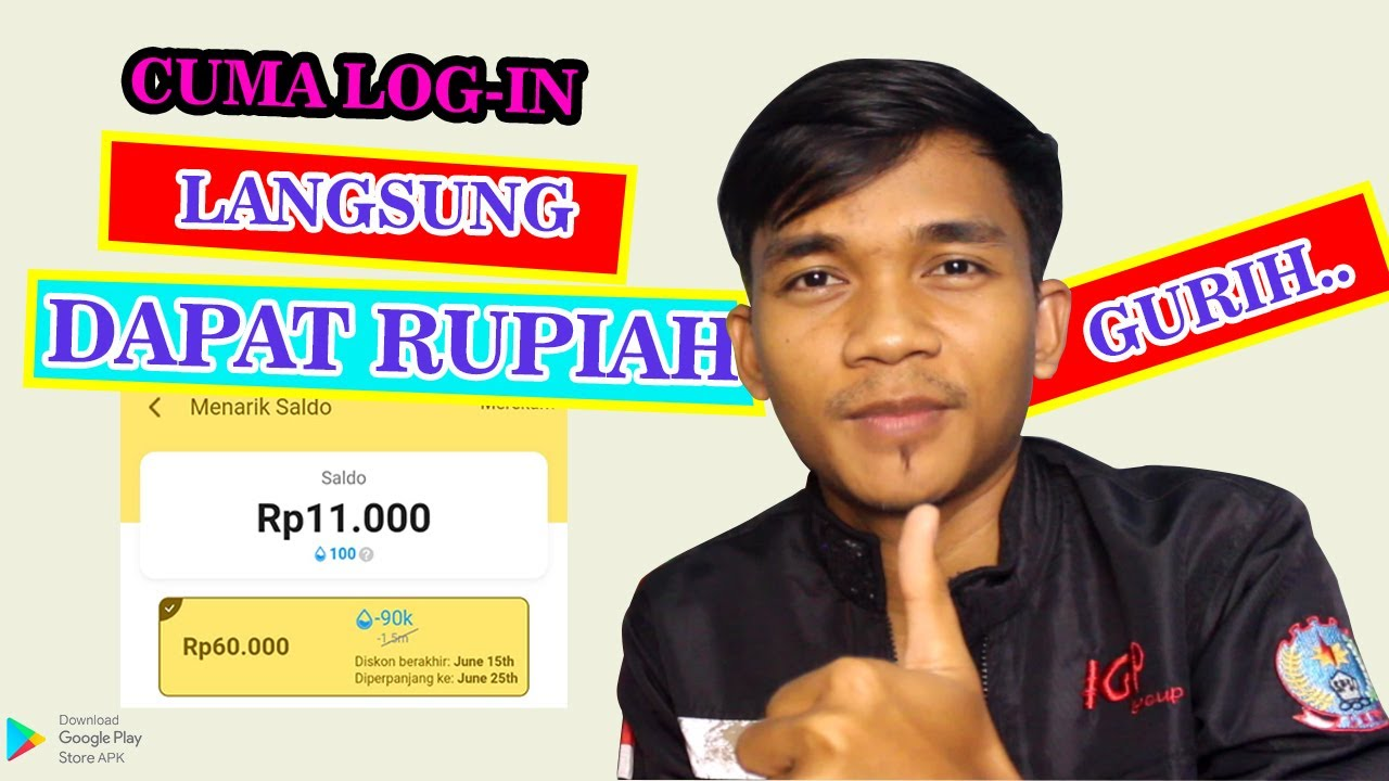 APLIKASI PENGHASIL UANG NYATA 2021 - YouTube
