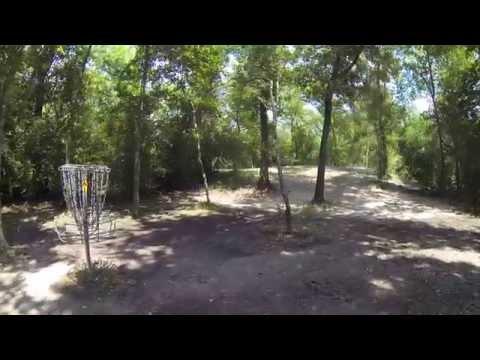 Texas Army Trail Disc Golf Course