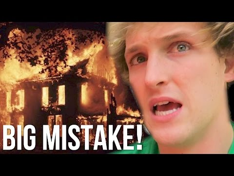 Thumbnail: LIT MY BROTHER'S BACKYARD ON FIRE!