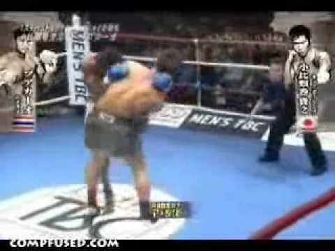 Buakaw - Highlights - Skills - muay thai - kickboxing - 2011 - 2010 - 2009 - 2008