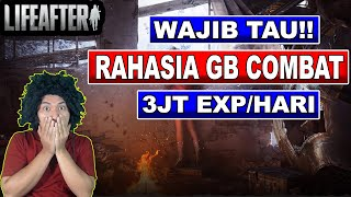 (Wajib nonton!!) Rahasia GB combat Cepat - Lifeafter Mobile Indonesia