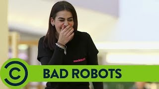 Old Woody's Candies Prank - Bad Robots | Comedy Central