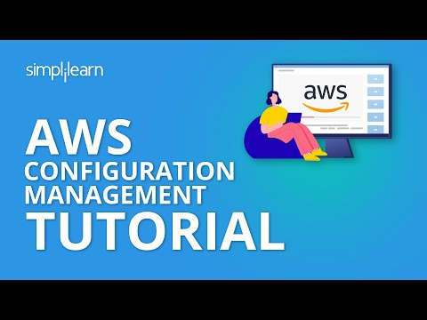 AWS Configuration Management Tutorial | AWS Tutorial For Beginners | Simplilearn