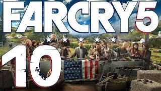 Far Cry 5 playthrough pt10 - Apple Farm Takeover Chaos
