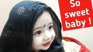 Baby Makes Cute Everything - Funny Cute Baby Videos in hindi, laughing baby