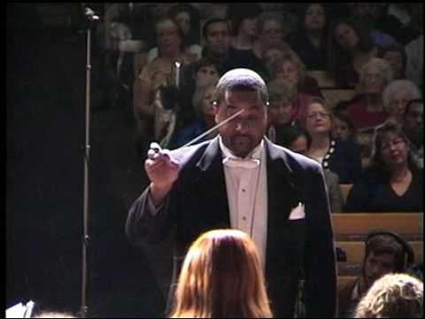 La Sierra University Chorale/LSU Church Celebration Ringers - Ding Dong Merrily on High by Jeffrey Rickard