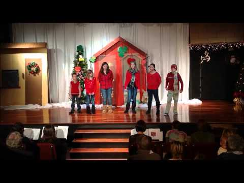 Praise Community Church's Christmas Play 2012