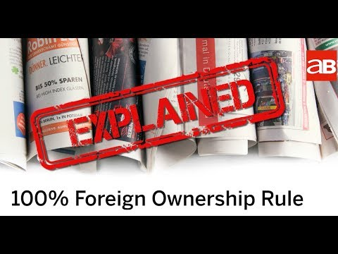 Explained: UAE's 100% Foreign Ownership Law
