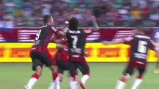 Bahia 1 x 3 Vitória- Campeonato Brasileiro Série B - 3/10/2015 Video