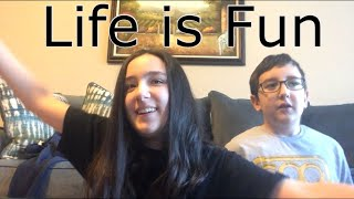 Life is fun - theodd1sout cover (cringe edition)