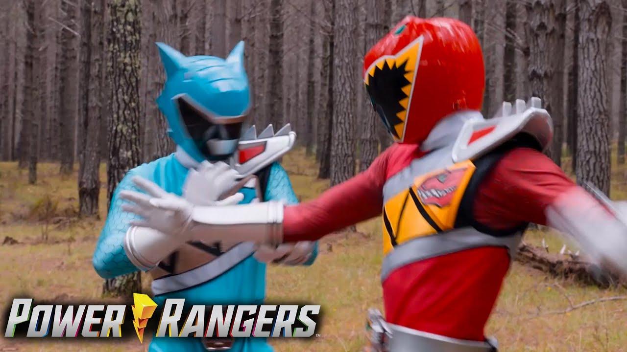 Download Power Rangers Deutsch   Dino Super Charge   Ganze Folge   Ep.05   Gebrüll des Roten Waldläufers