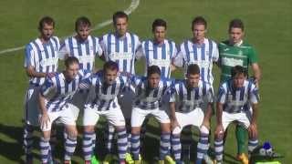 Resumen del R.S.Gimnástica 6 - Castro F.C. 0. Jornada 5ª de liga.