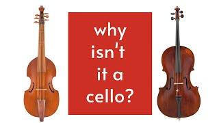 Viola da Gamba vs Cello: what are the differences?