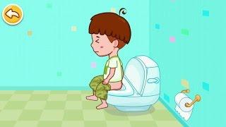 Toilet Training - Baby