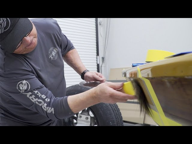 Florida Sportsman Project Dreamboat - Faux Wood HydraStepp & Custom Slayer Skiff   Florida Sportsman