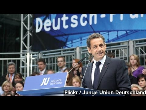 French Ex-President Sarkozy Held In Corruption Probe