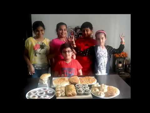 Bread Baking Class for Kids by Sonlicious